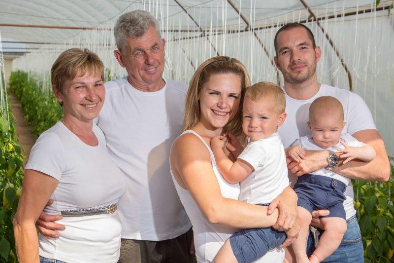 A Vegabox családi vállalkozás és az is marad :)
